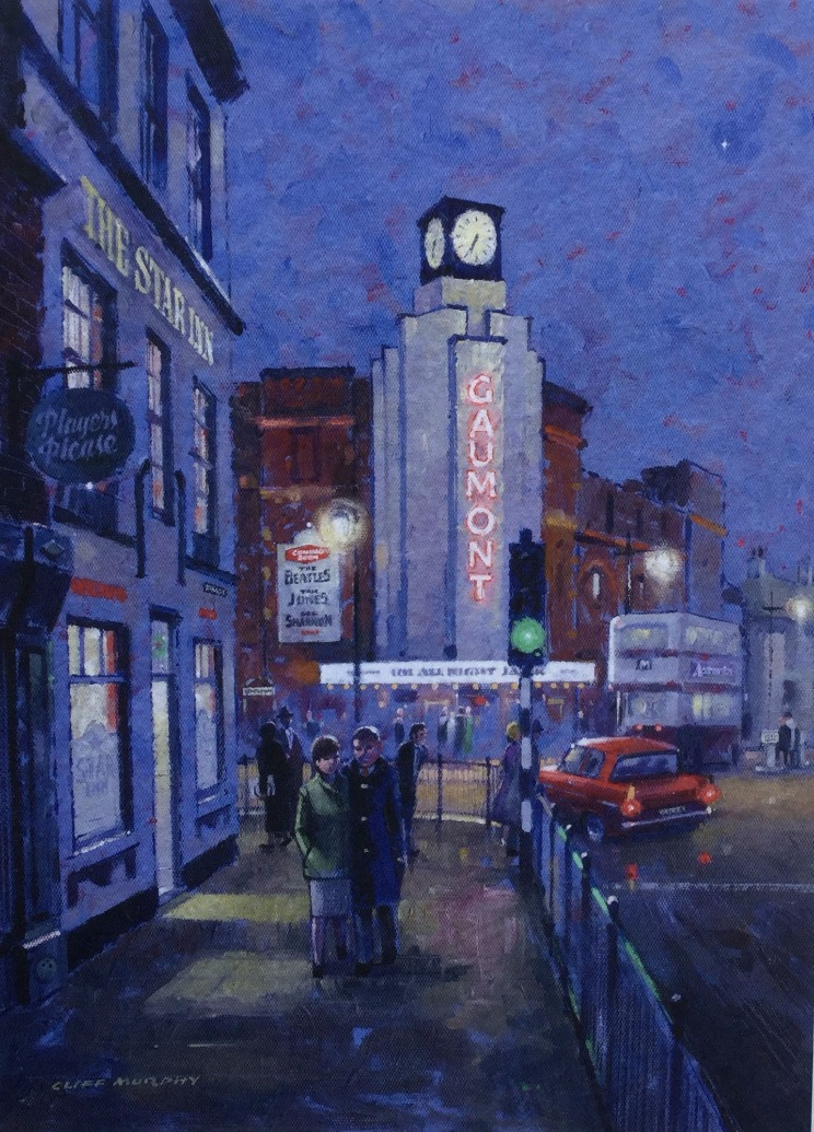 King Street - Oldham by Cliff Murphy
