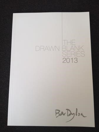 2013 Drawn Blank Series by Bob Dylan