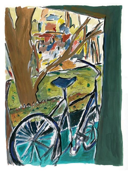 Bicycle 2014 by Bob Dylan