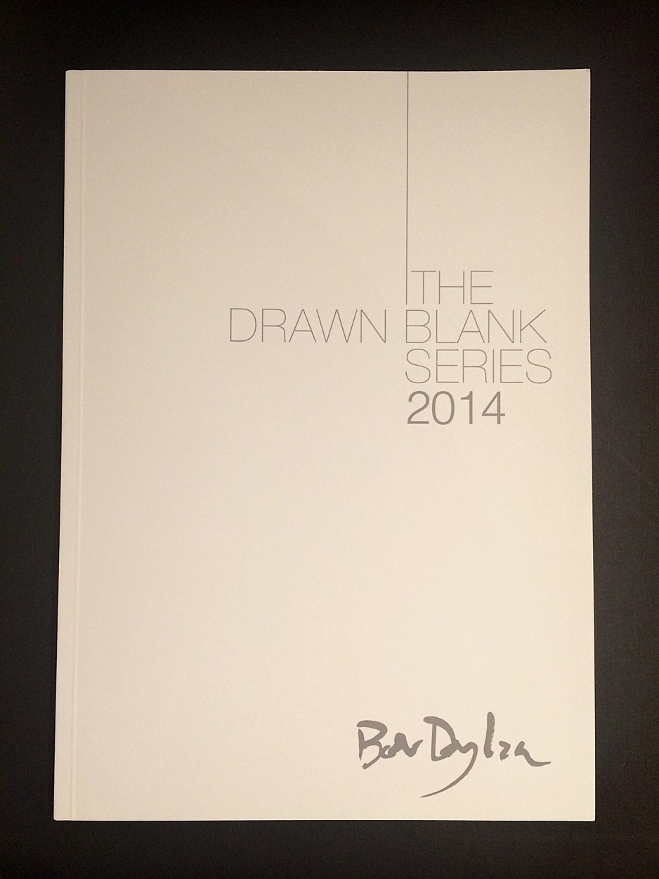 2014 Drawn Blank Series by Bob Dylan