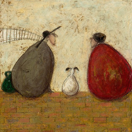 More than words can say by Sam Toft
