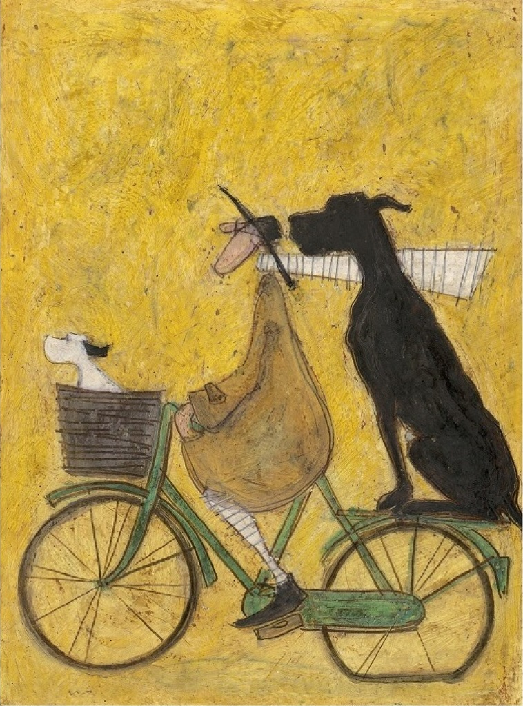 A lift for big john by sam toft the hawthorn gallery a lift for big john by sam toft m4hsunfo