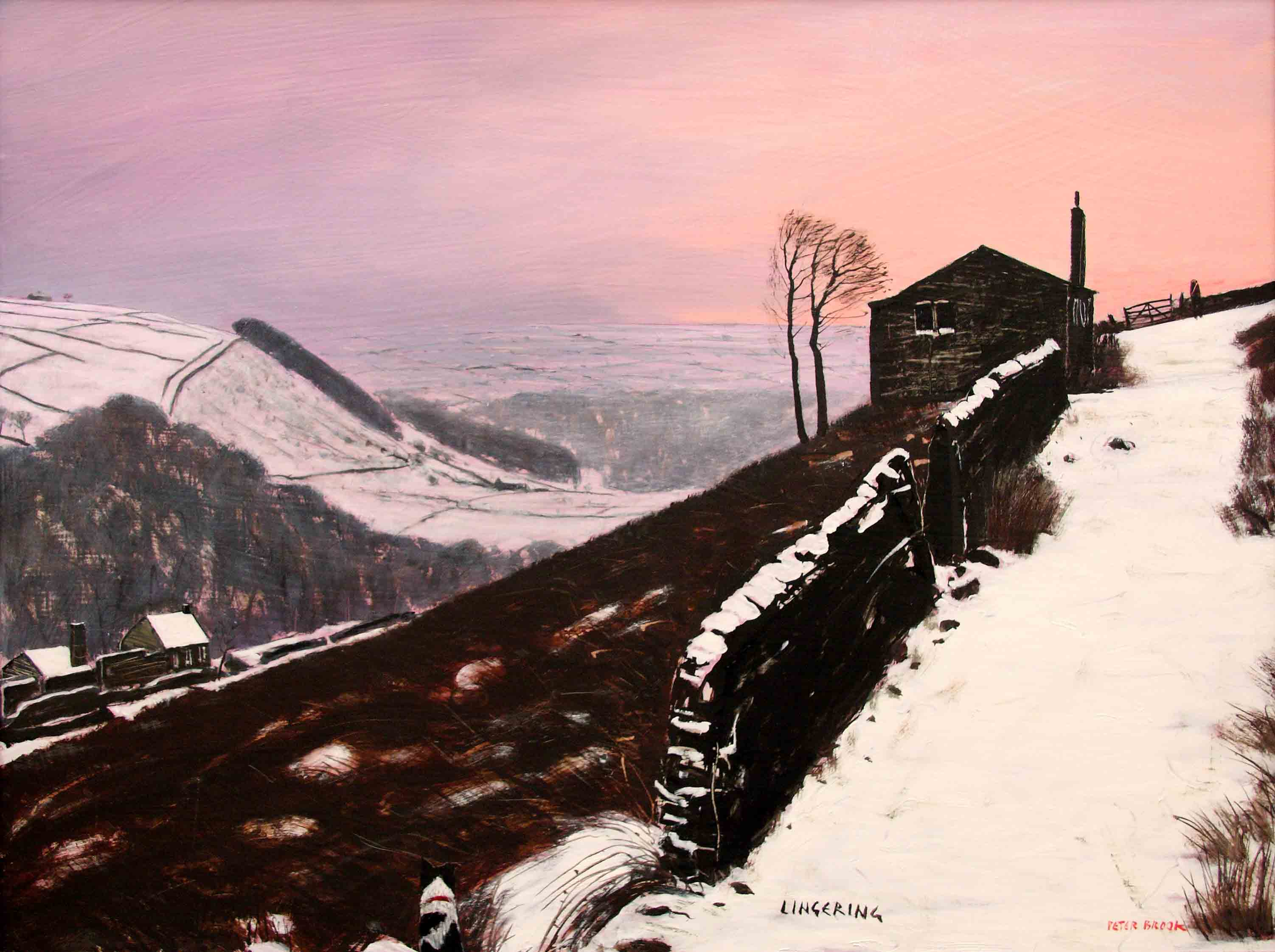 Lingering by Peter Brook
