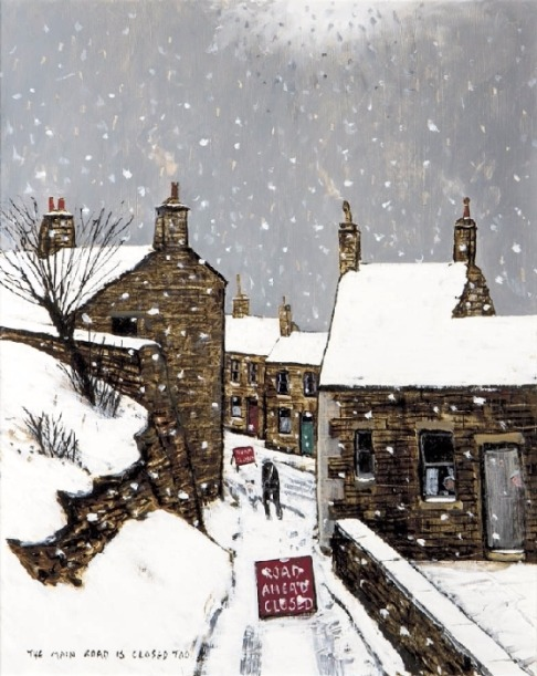 The Main Road Is Closed by Peter Brook