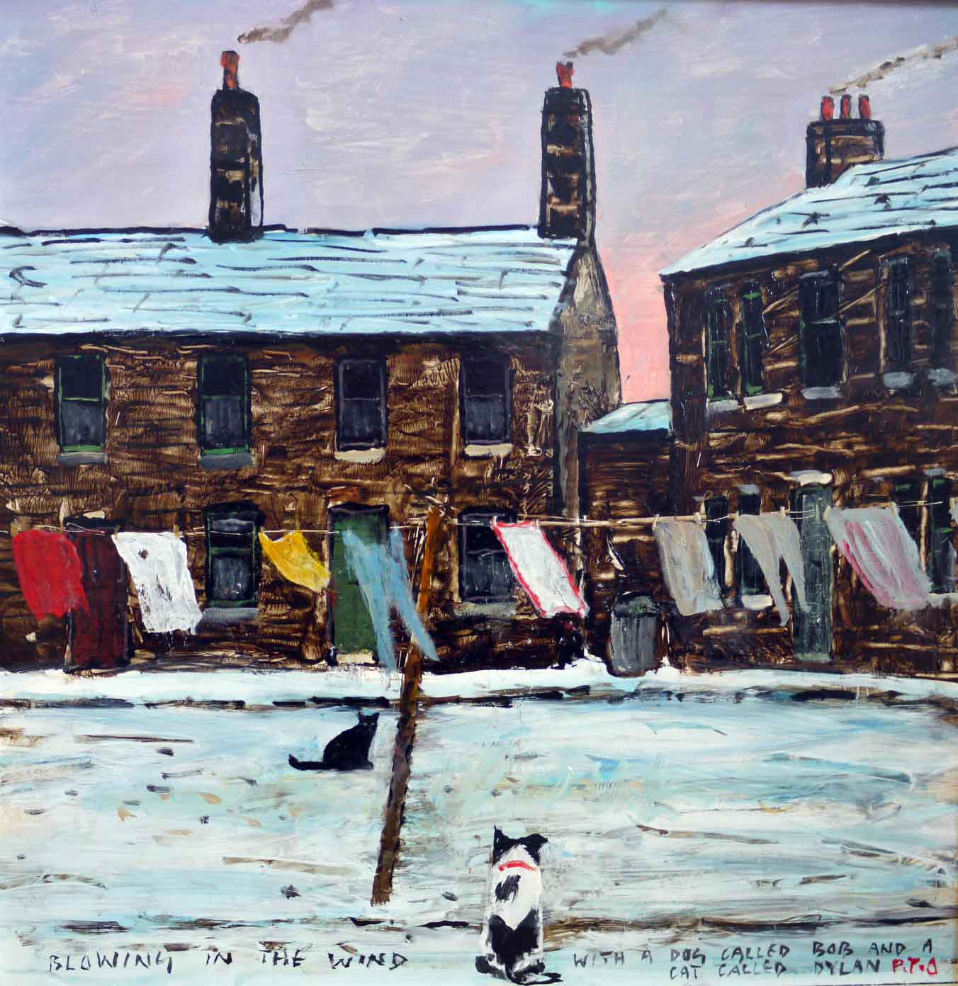 Blowing In The Wind by Peter Brook