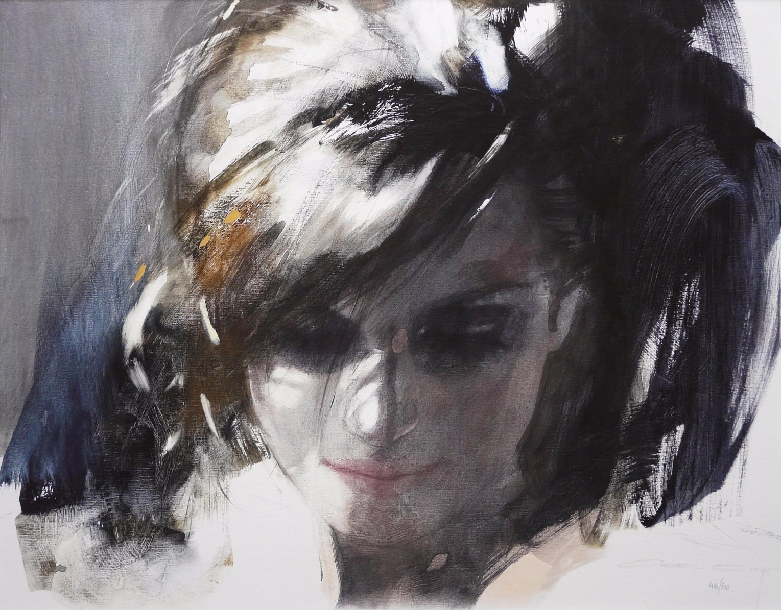 Yearning by Christine Comyn