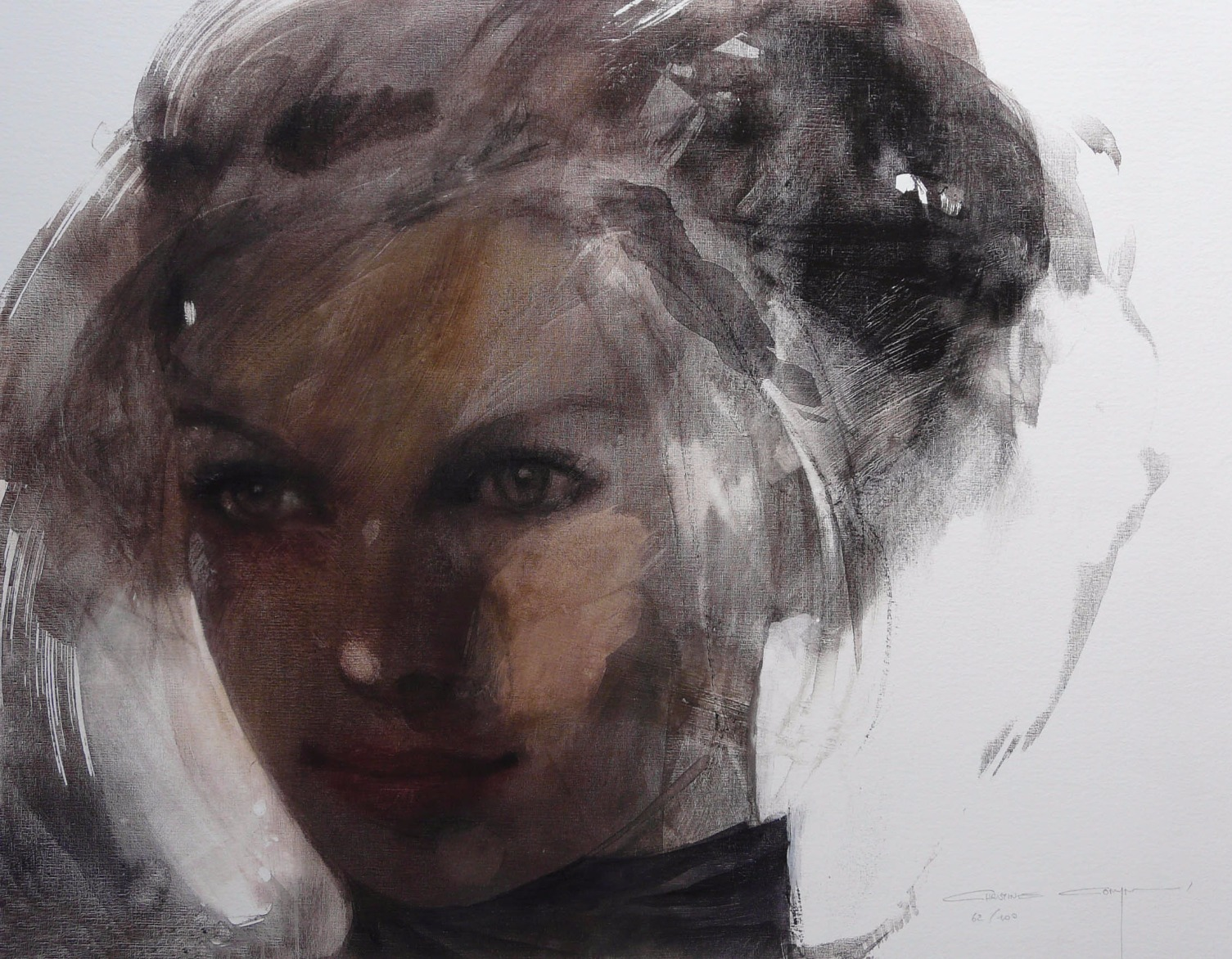 Mid Winter by Christine Comyn