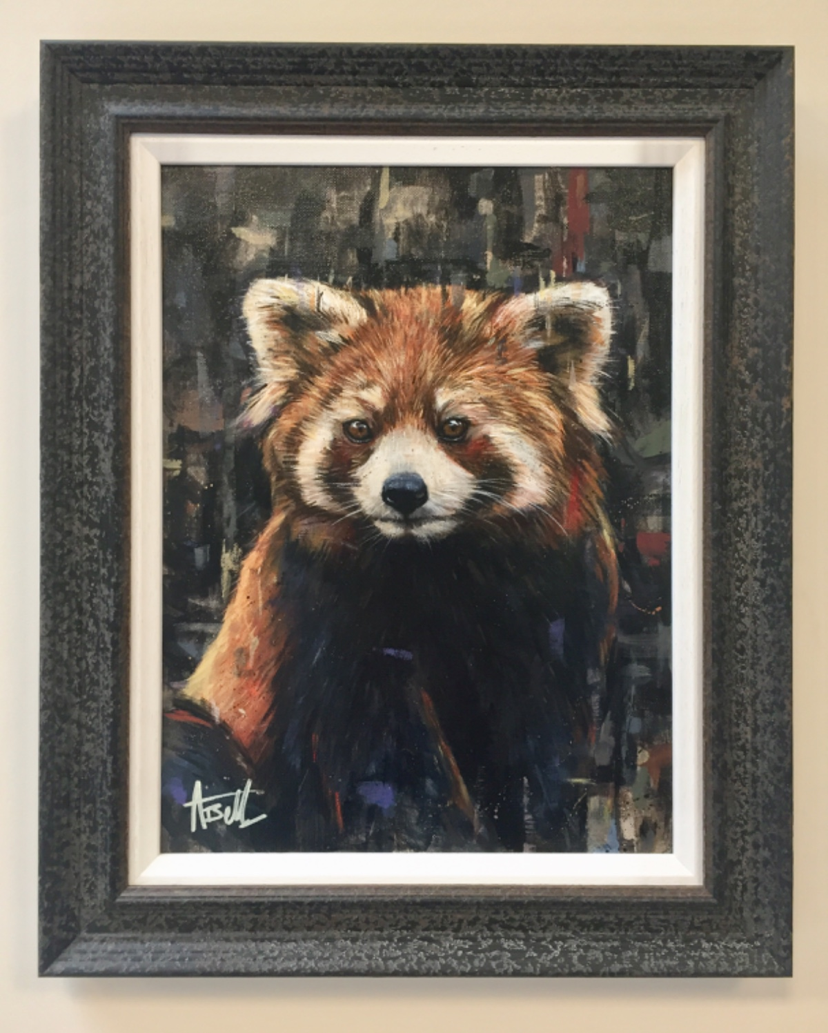 Red Panda by Alex Bell