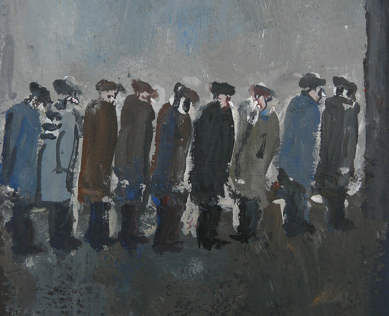 Match Day by Malcolm Teasdale