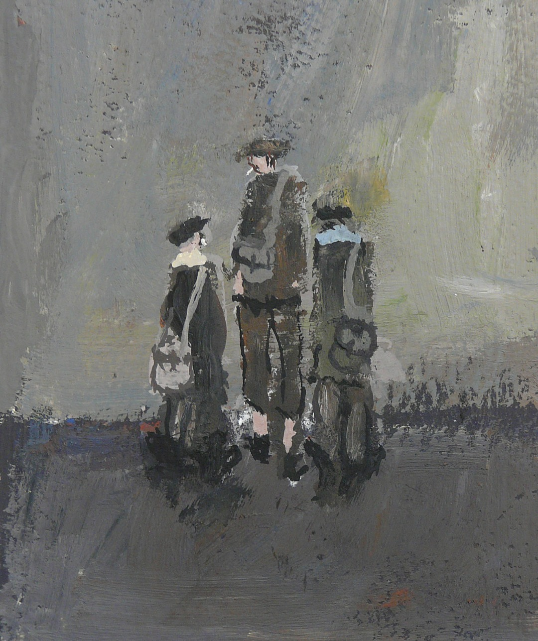 Lanky Lawson by Malcolm Teasdale