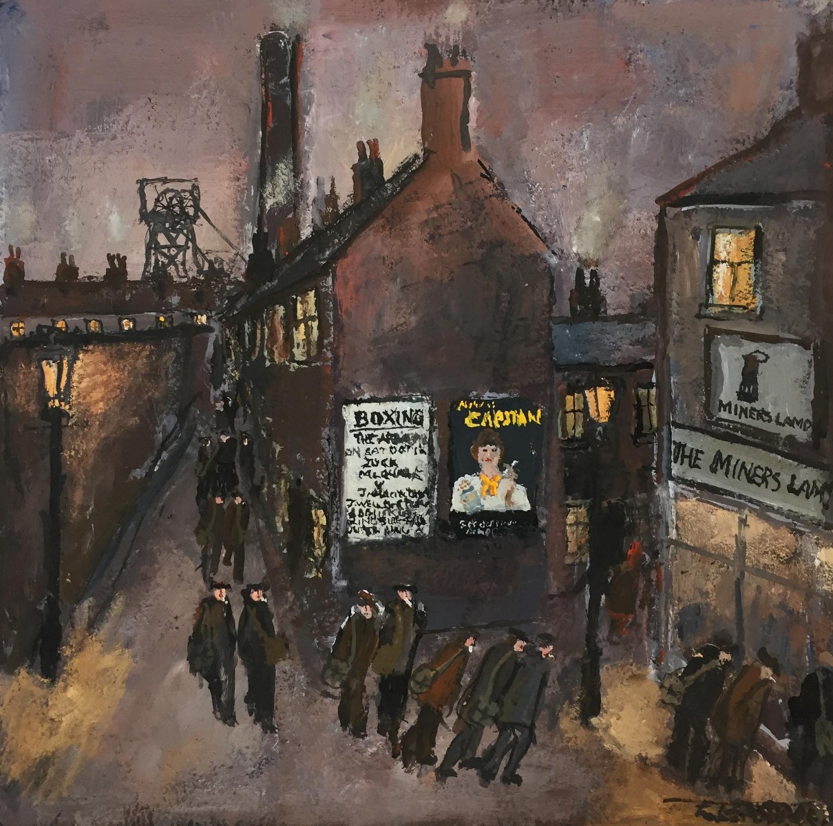 Stopping Off by Malcolm Teasdale