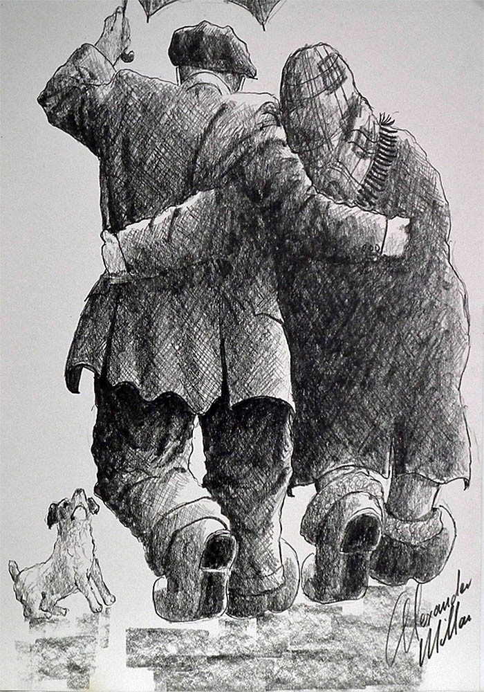 Lovely Jubbly by Alexander Millar