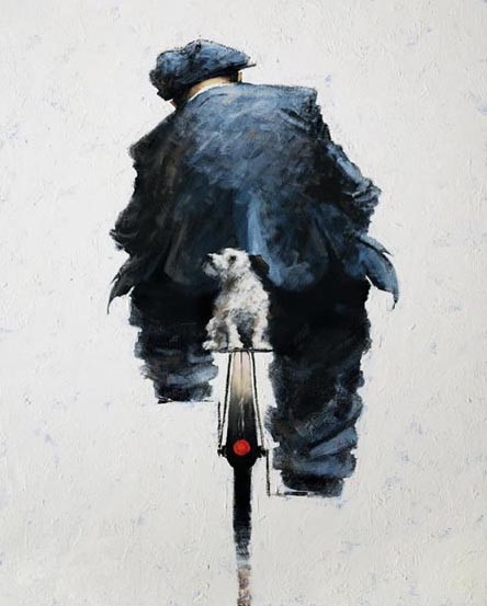 No Walkies for Me by Alexander Millar