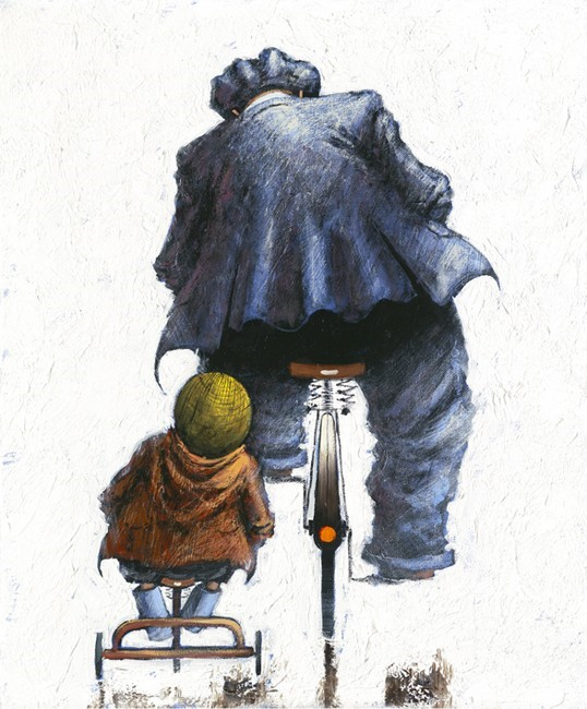 A Day at the Races by Alexander Millar
