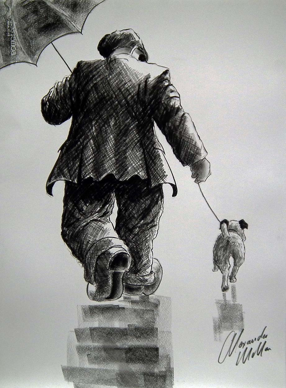 Slow Down Boy by Alexander Millar