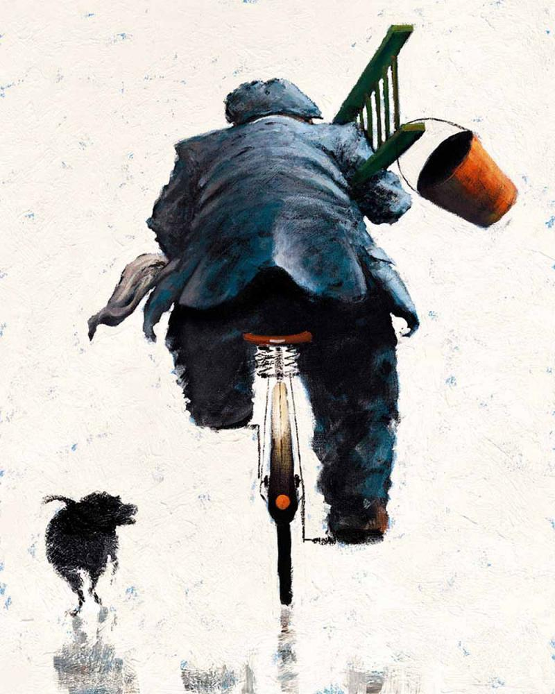 When I'm Cleaning Windows by Alexander Millar