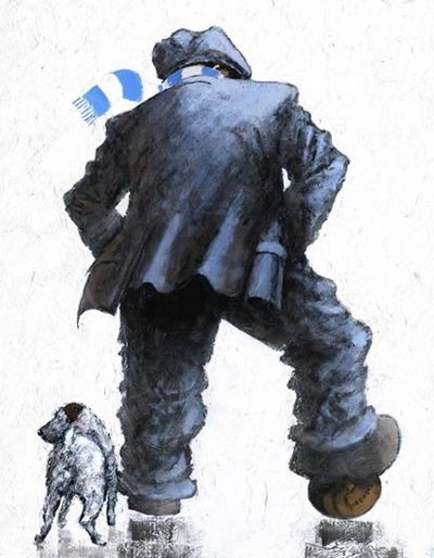 Up the City by Alexander Millar