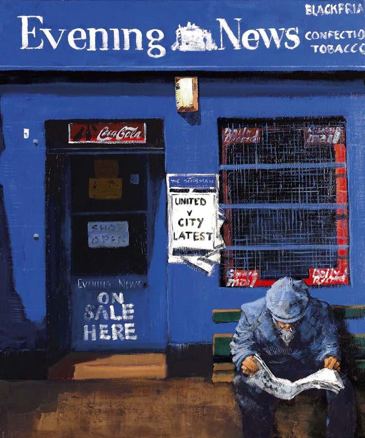 Read all about it by Alexander Millar