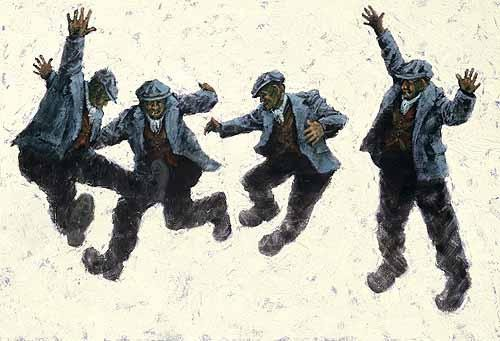 Twist and Shout by Alexander Millar
