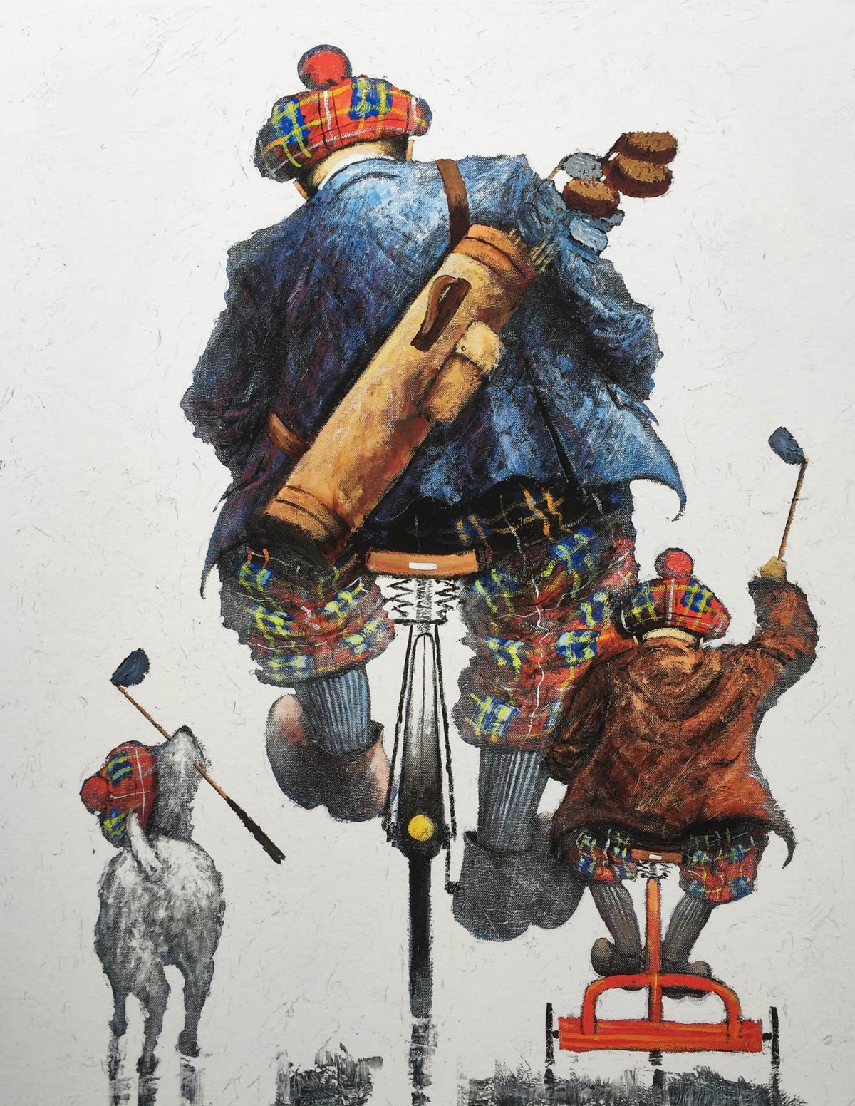 Tee 4 Three by Alexander Millar