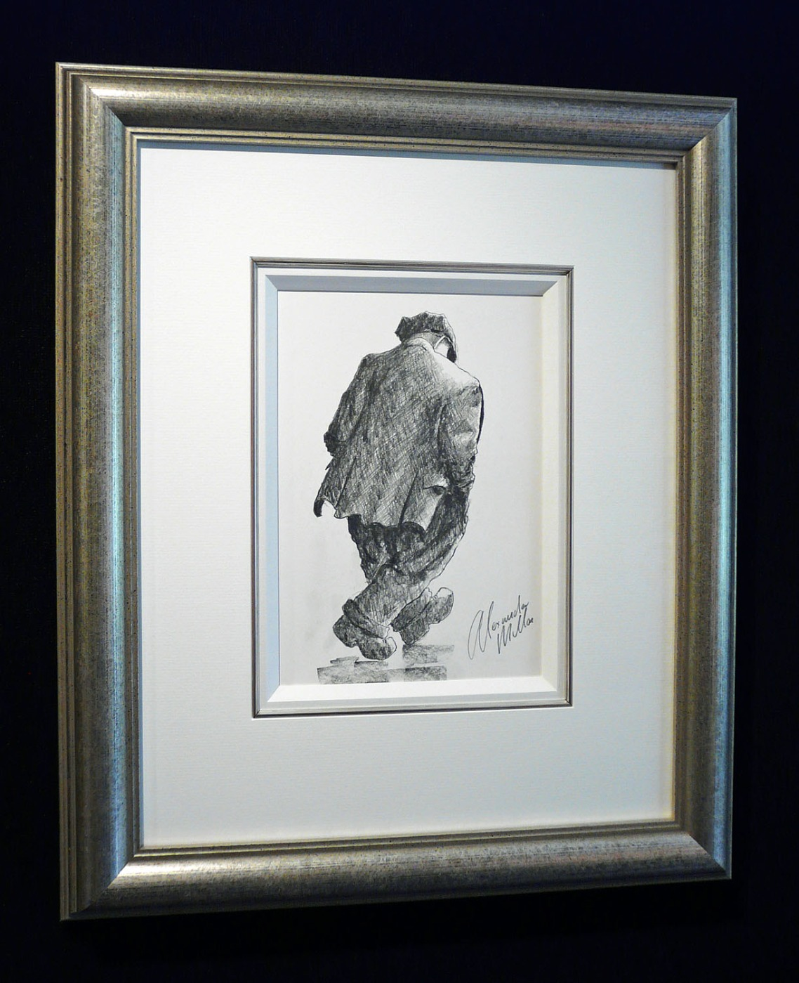 A Purposeful Stroll by Alexander Millar