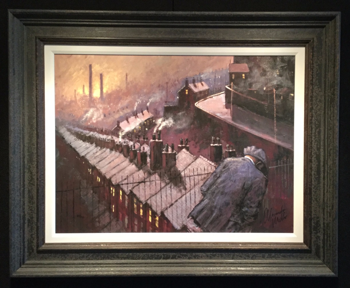 A Long and Winding Road by Alexander Millar