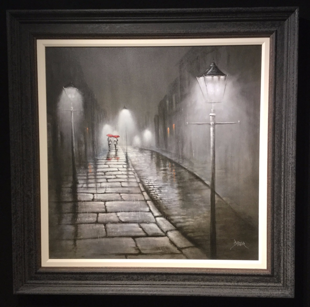 Cobbled Together - Northern Light by Bob Barker