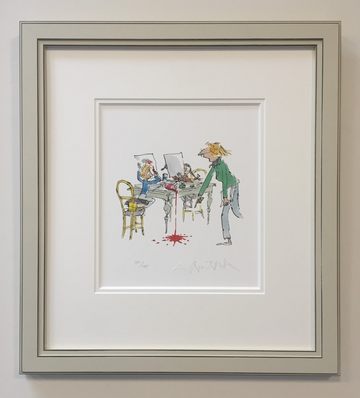 (Signed) - Simpkin That by Quentin Blake