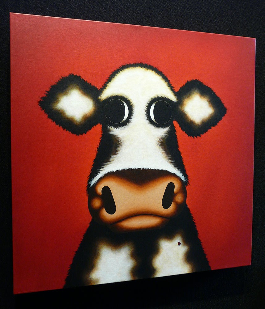 Totally Smitten over Moo! by Caroline Shotton, Cow | Humour | Love | Romance