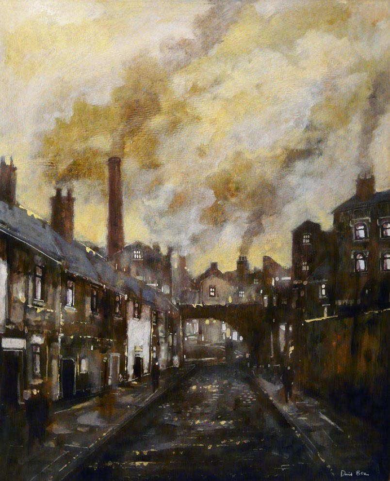 Streets paved with Gold by David Bez