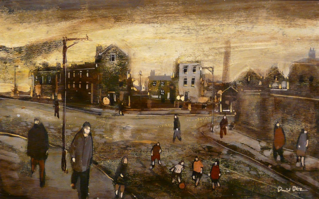 Crossroads by David Bez