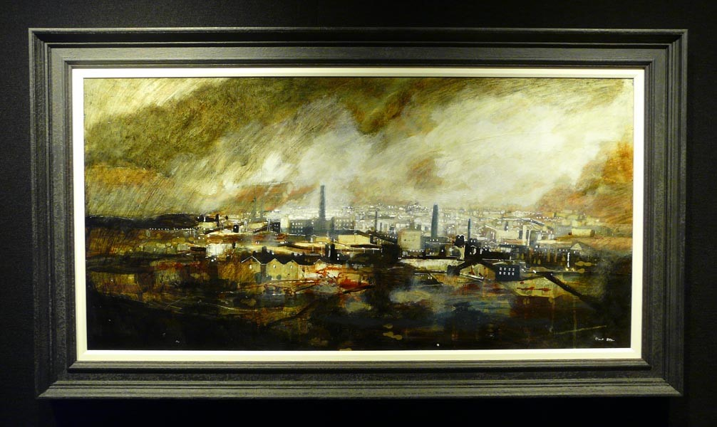 The Passing Storm by David Bez