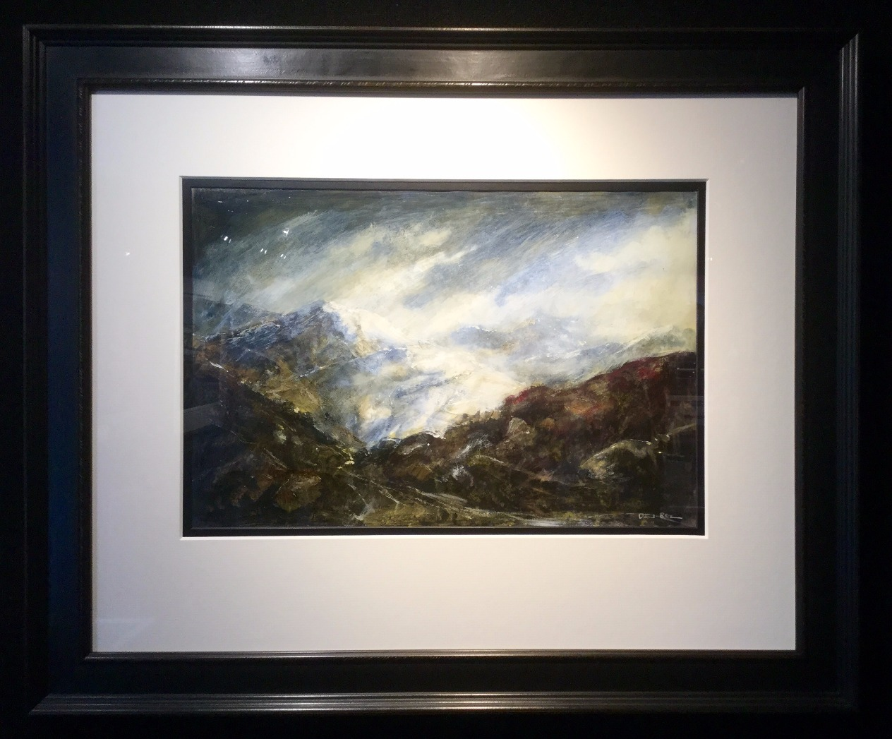 To the Summit by David Bez