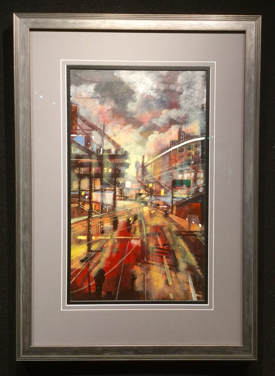 City Construction by David Bez