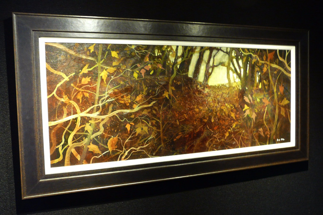 The Enchanted Wood by David Bez