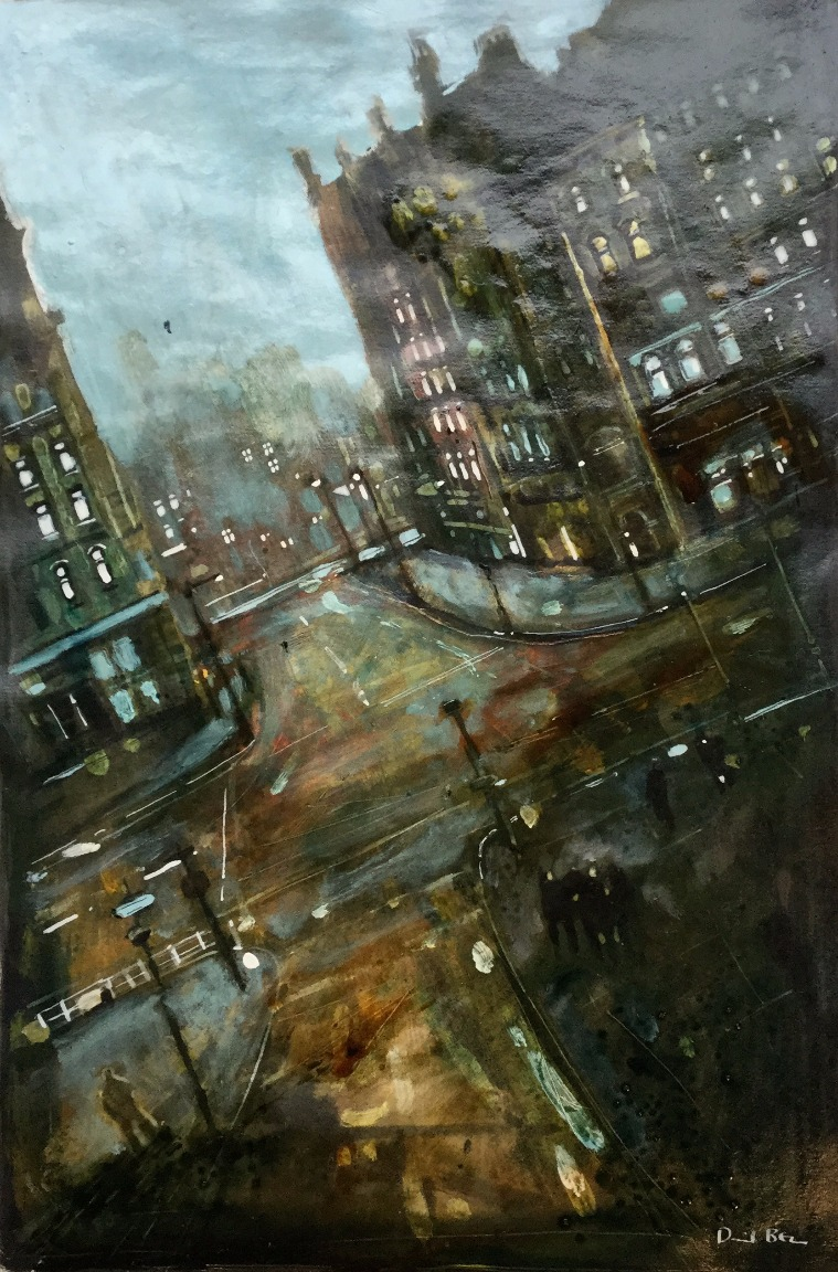 Station Approach by David Bez