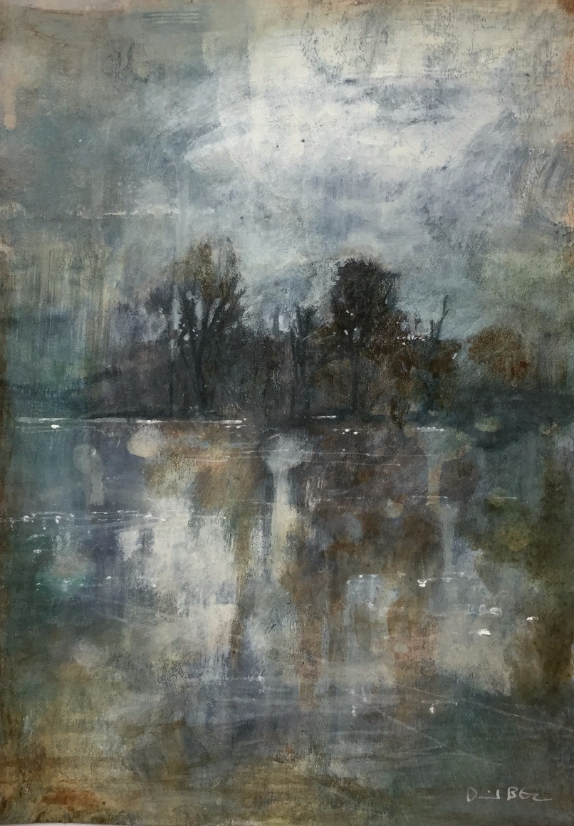 The Island by David Bez, Landscape | Industrial | Northern | Nostalgic