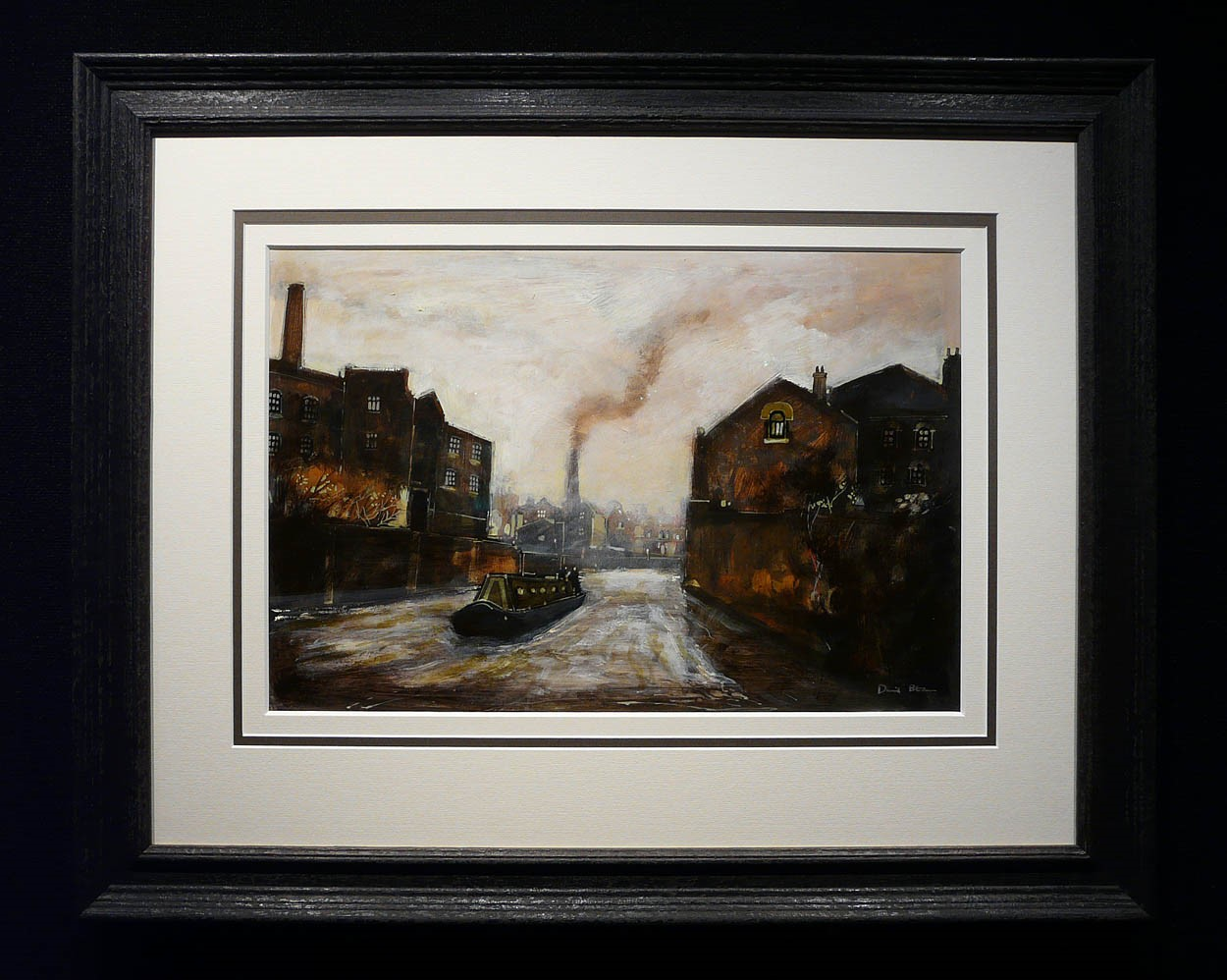 The Barge by David Bez