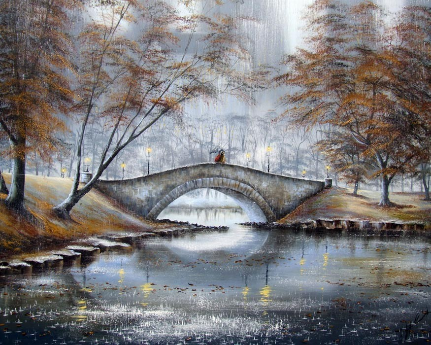 Meet me on the Bridge (Standard) by Jeff Rowland