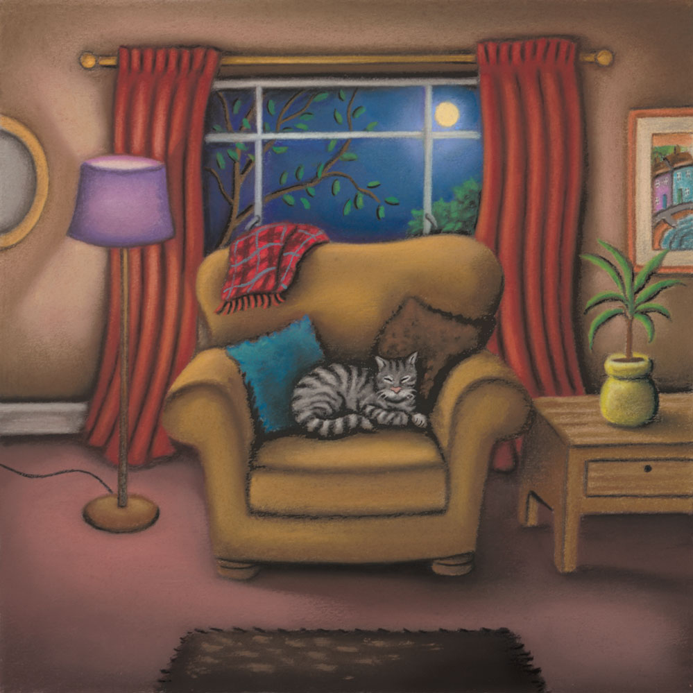 A Cats Life by Paul Horton