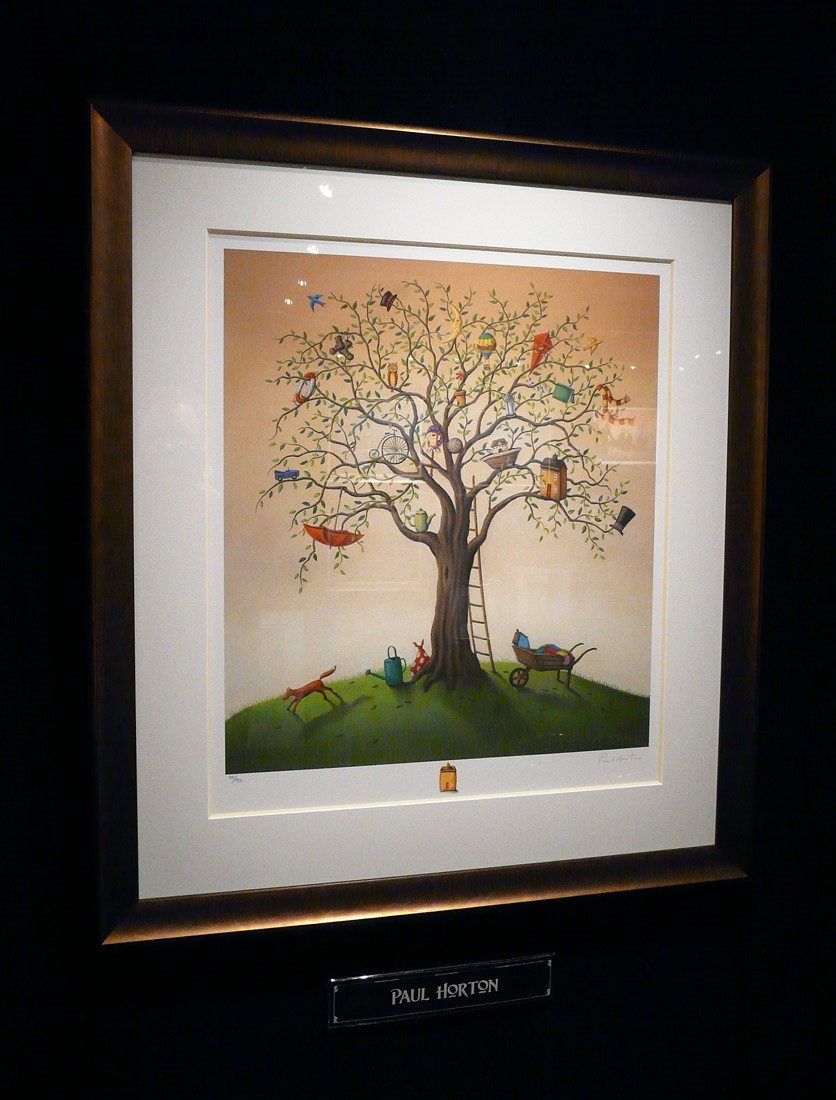 The Tree of Life by Paul Horton